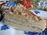 Как сделать торт Наполеон?
