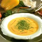 Крем суп из перца