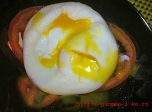 Яйца - Бенедикт
