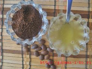 Косметика на кухне (пилинг)