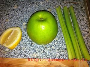 Зеленый витаминный фреш