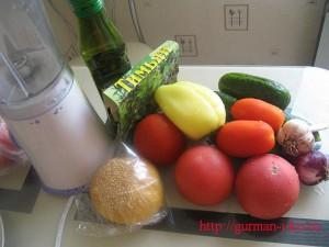 Как приготовить гаспачо