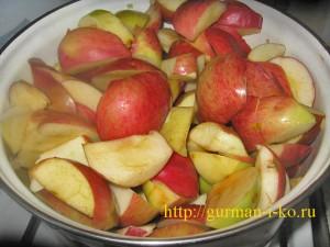 Яблочное повидло