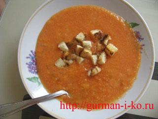 Как сделать постные супы вкусными?