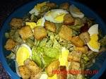 Итальянский салат на завтрак