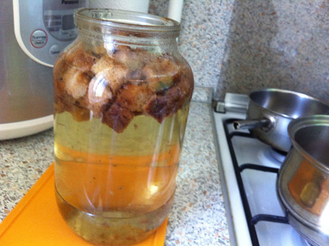 Домашние напитки: квас и лимонад, рецепты